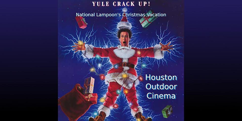 FREE Christmas Vacation Movie Night