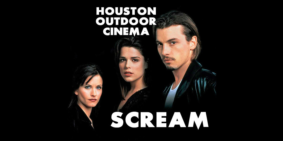 Free SCREAM Outdoor Movie Night