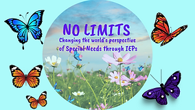 NO LIMITS_ Changing the World's Perspect