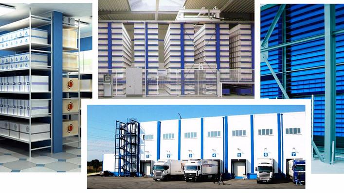 Проектирование складов и складских комплексов.