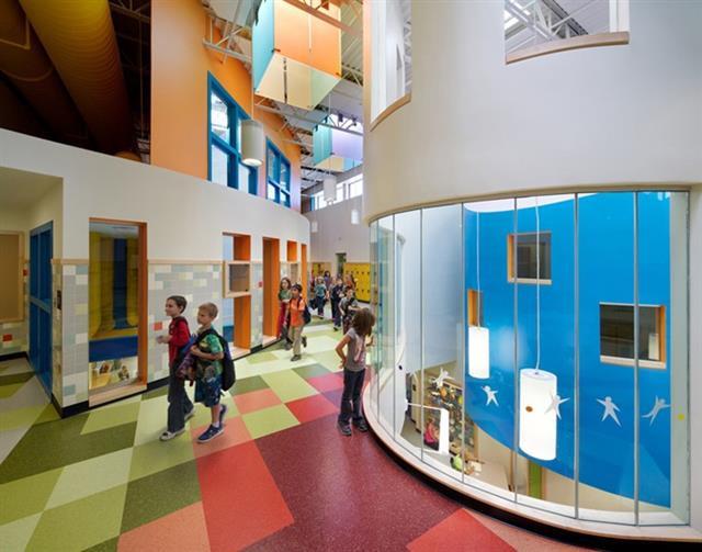 Проектирование школ: опыт группы компаний BigRiver-Capital