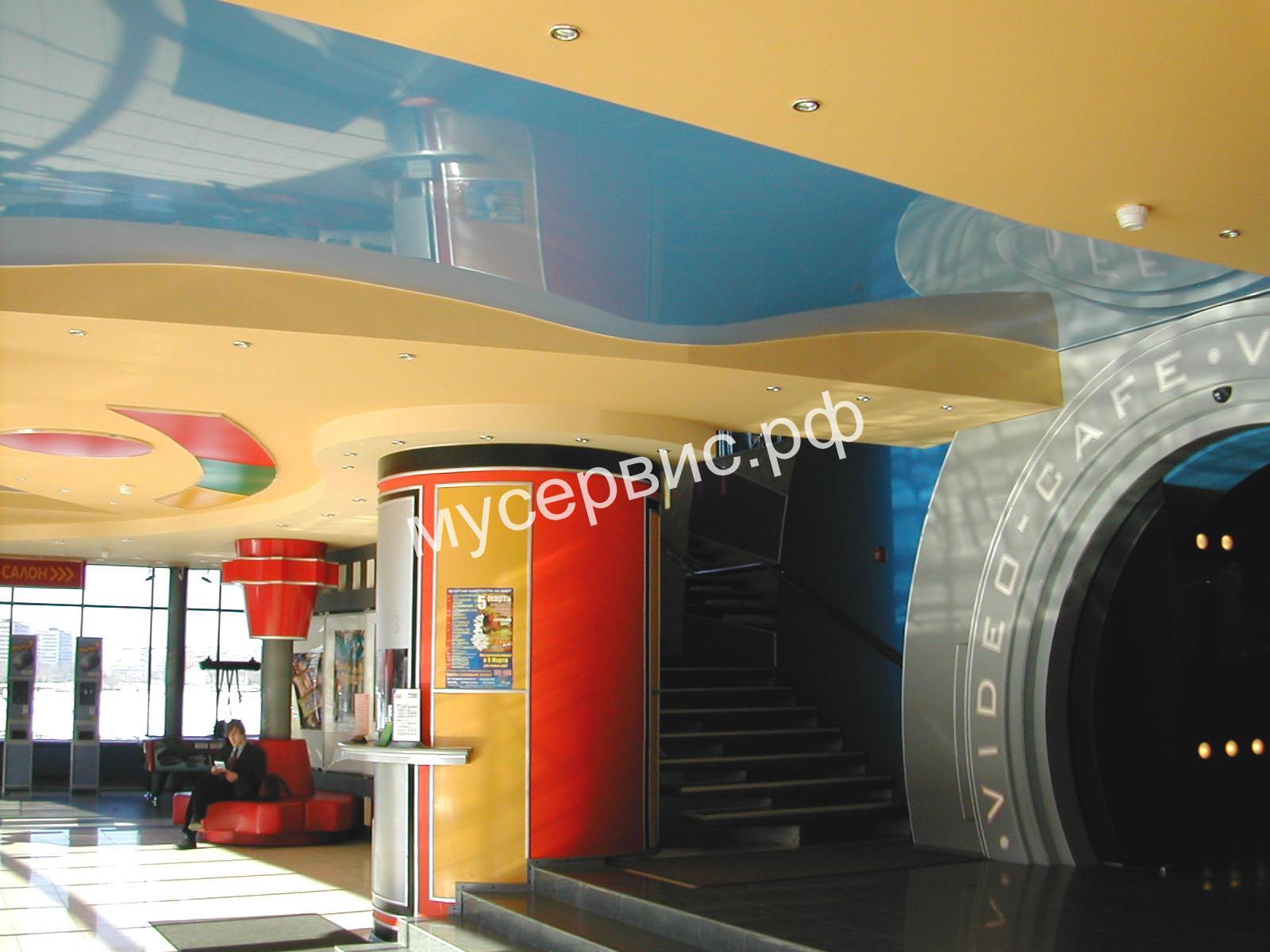 Установка натяжных потолков Фото (Коломна) установка натяжных потолков ремонт отделка