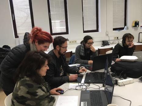 CFIC Universidade de Aveiro, 2018