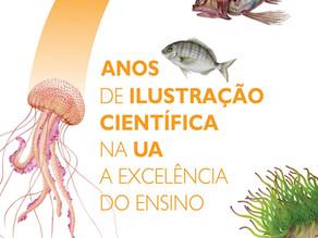 Scientific Illustration Exposition at Universidade de Aveiro (Portugal)