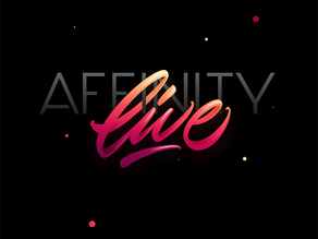 1st Affinity Live - July 2018