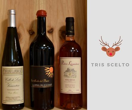 Set vino Natale Pluripremiato