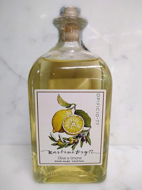 Martini Dry - Olive e Limone - Opificio 77