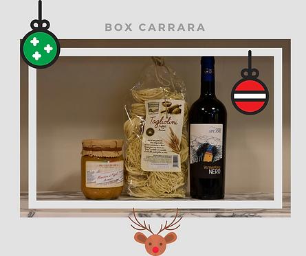 Box CARRARA