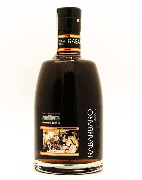 Amaro al Rabarbaro - Farmacia Zimpetti