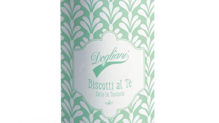 Biscotti al Tè