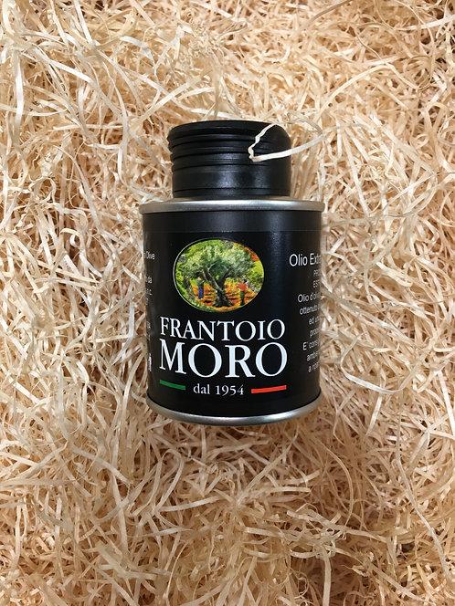 """Olio Extravergine di Oliva """"Delicato"""" 100ml Frantoio Moro"""