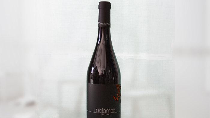 Melampo Pinot Nero 2012 - Castel del Piano