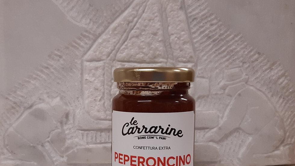 Confettura Peperoncino (Habanero nero)