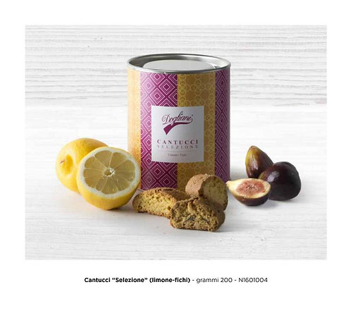 Cantucci Selezione (limone e fichi)