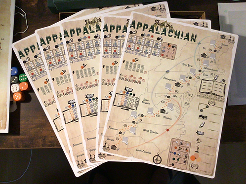 Thru the Appalachian - Mat Pack Add On