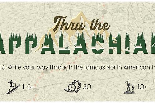 Thru the Appalachian - Thru Hiker