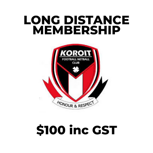 2020 Saints Long Distance Membership (Individual)