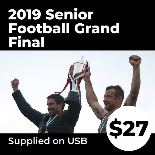 2019 HFNL Senior Football Grand Final
