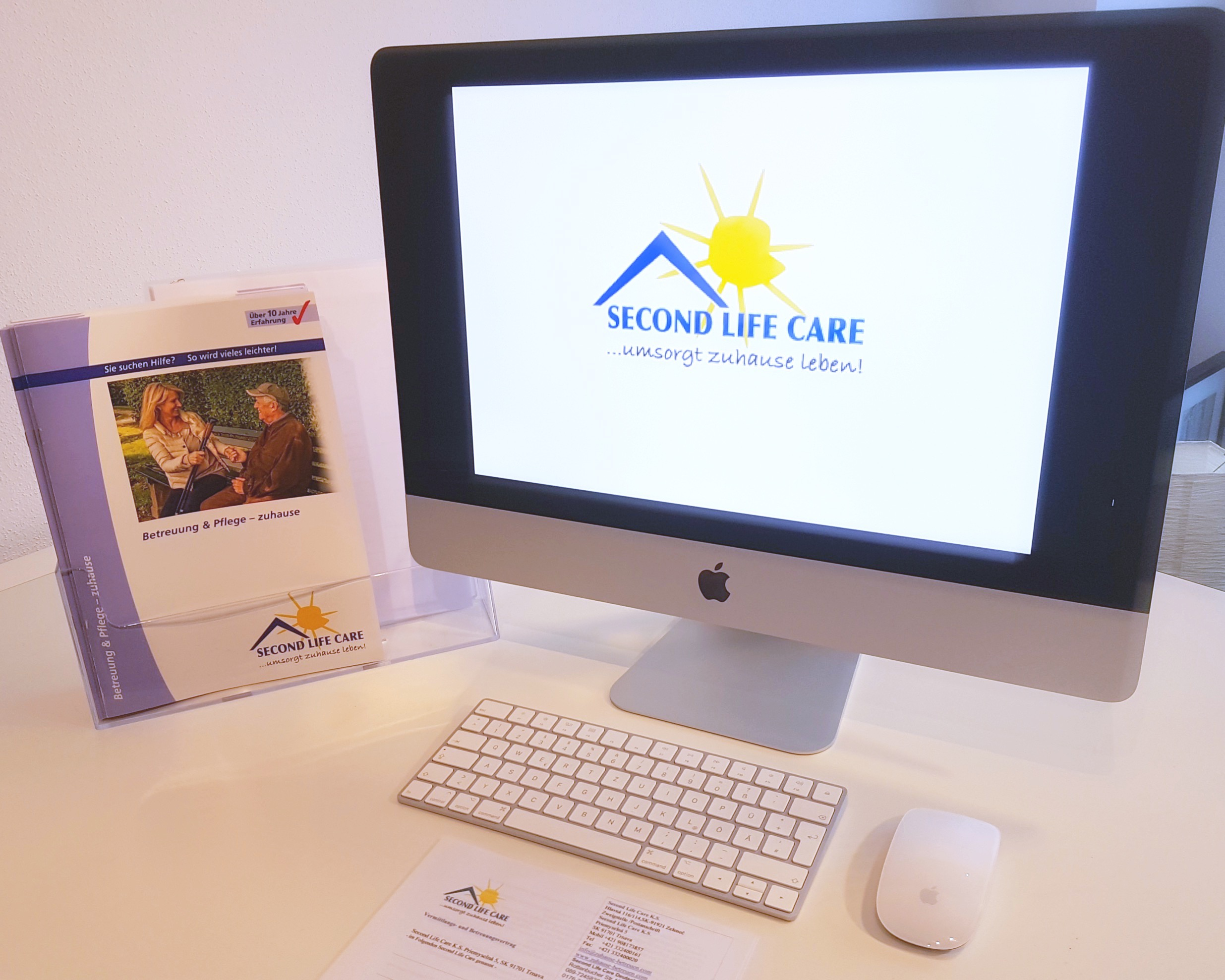 Second Life Care-Logo