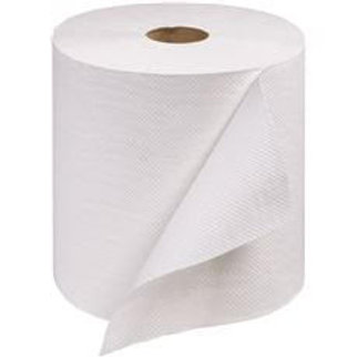 Renown White Hardwound Paper Towels (800 ft. per Roll, 6-Rolls per Case)