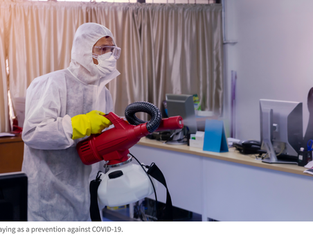 5 things businesses should know about green cleaning during the COVID-19 pandemic