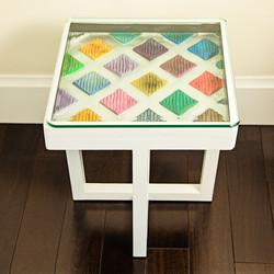 Lattice Table  60 x 60