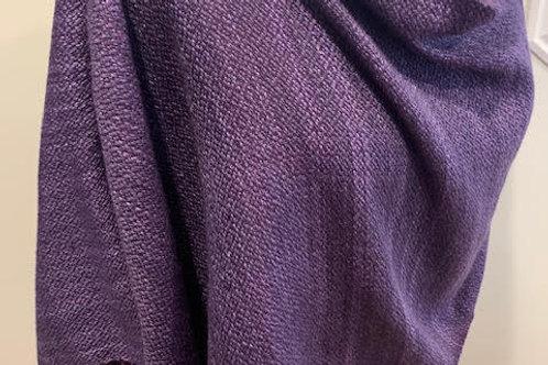Handwoven Mongolian Cashmere Wrap