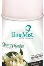 TimeMist 6.6 oz. Country Garden Automatic Air Freshener Spray Refill