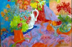 orange Vase and Cloth  48 x 60_edited
