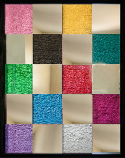 Mirror Squares 60x48