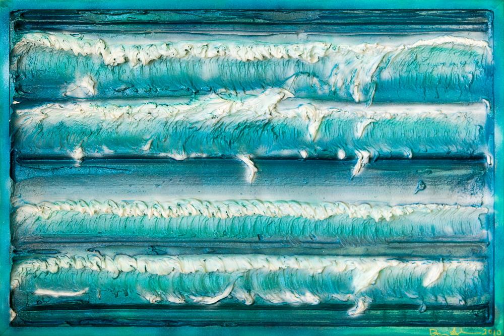 Waves 38 x 26