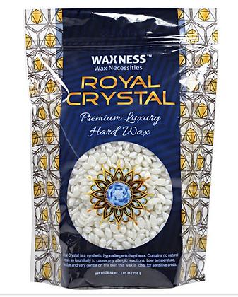 ROYAL CRYSTAL PREMIUM LUXURY HARD WAX 1.65 LB / 26.25 OZ