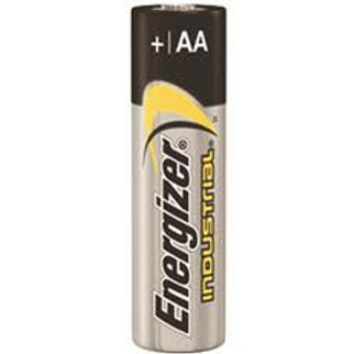 Energizer AA Industrial Alkaline Battery (4-Pack)