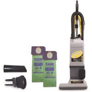 ProTeam Proforce 1500XP Upright Vacuum Cleaner with On-Board Tools