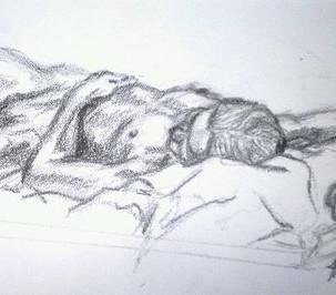 Model Sketh #2