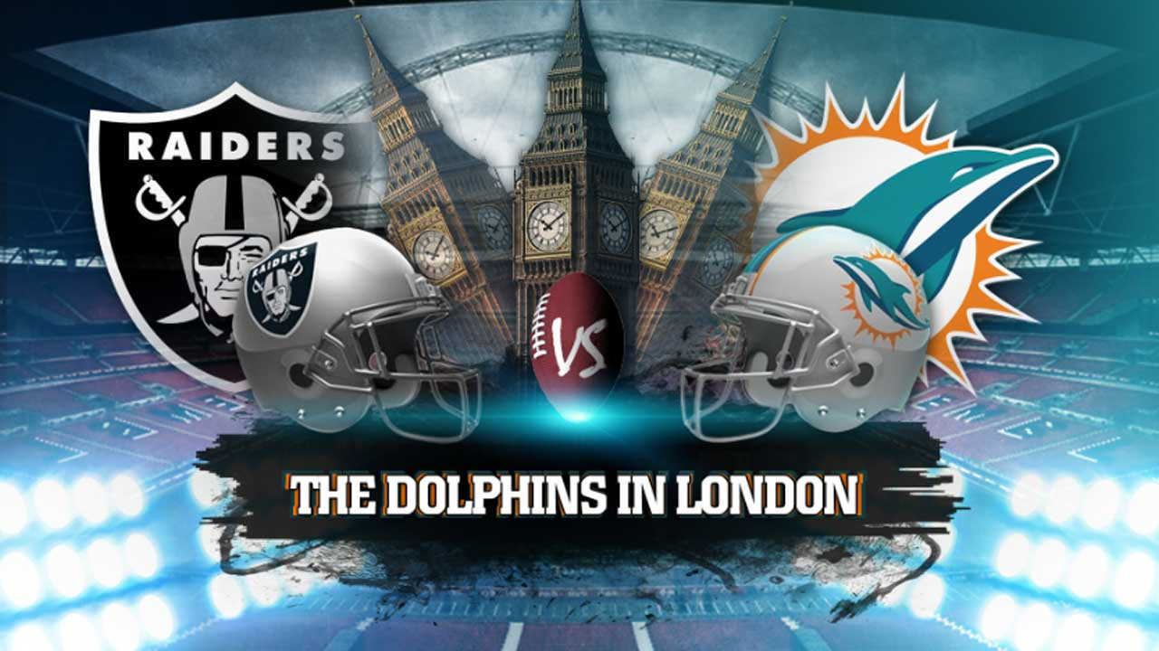 Dolphins in London