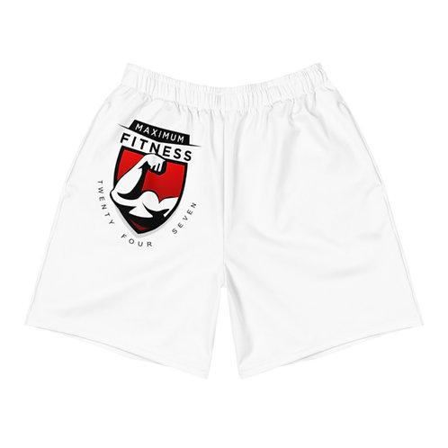 Maximum Fitness 24/7 Men's Athletic Long Shorts