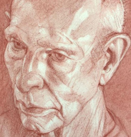 Sam Dalby RP Portrait Drawing