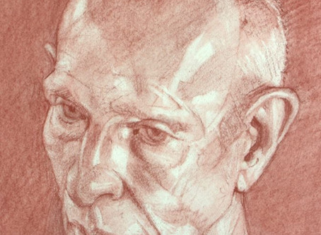 One Place Remaining on Sam Dalby RP Portrait Drawing Course 28th,29th March