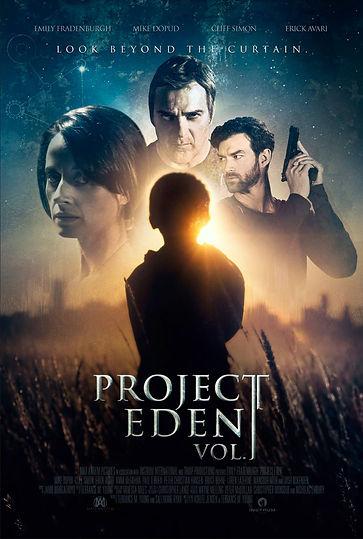 Project Eden Vol. I | Soul Sound Design | Location & Post Production Sound | Case Study | Independent Film