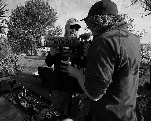 Joel Hodgkinson | Seth Jackson | Soul Sound Design | Location Sound | Film