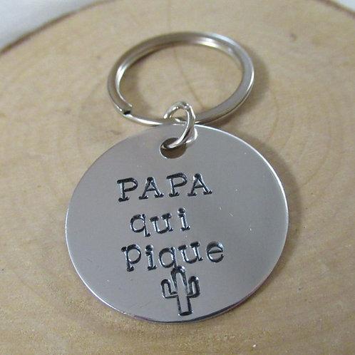 """""""Papa qui pique"""""""