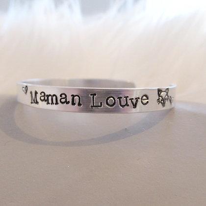 """""""Maman Louve""""  - Aluminium"""