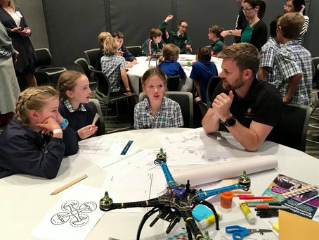 How design thinking can empower our children to create a better future.