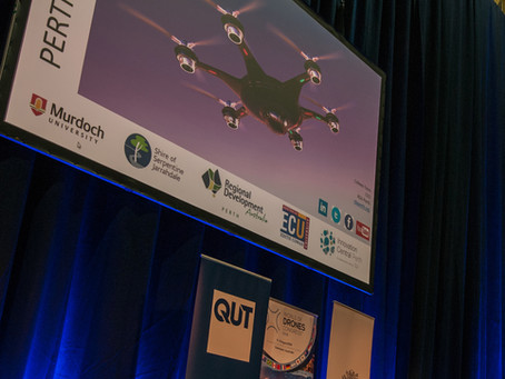Drone Education Front and Centre at This Year's World of Drones Congress.