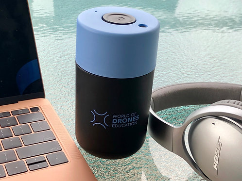 WoDE Smart & Reusable Coffee Cup (by frank green)