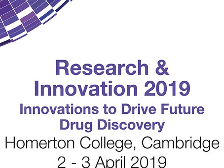 Past Event: 2nd-3rd April 2019: 3DConsultants attending ELRIG meeting