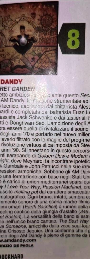 Secret Garden Review
