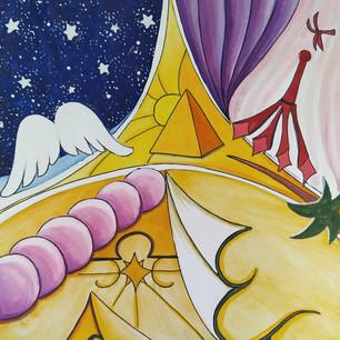 De la magie de l'Univers à la pyramide solaire et ses codes