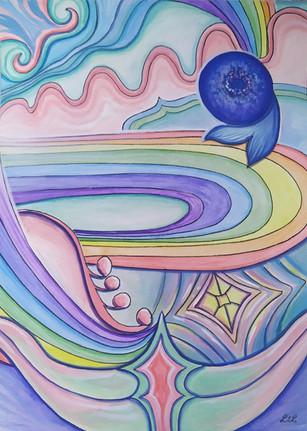 L'âme Arc-en-Ciel, une symphonie céleste